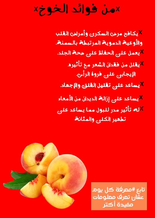 فوائد الخوخ Food Fruit Apple