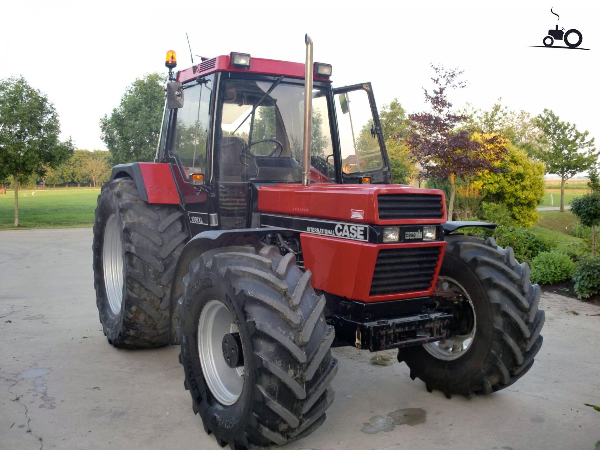 International Case 885xl Super Two Traktoren Traktor