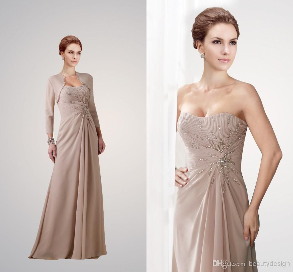 Summer wedding mother of the bride dresses  Luxury Gothic Wedding Dresses With Detachable Skirt Beaded Lace