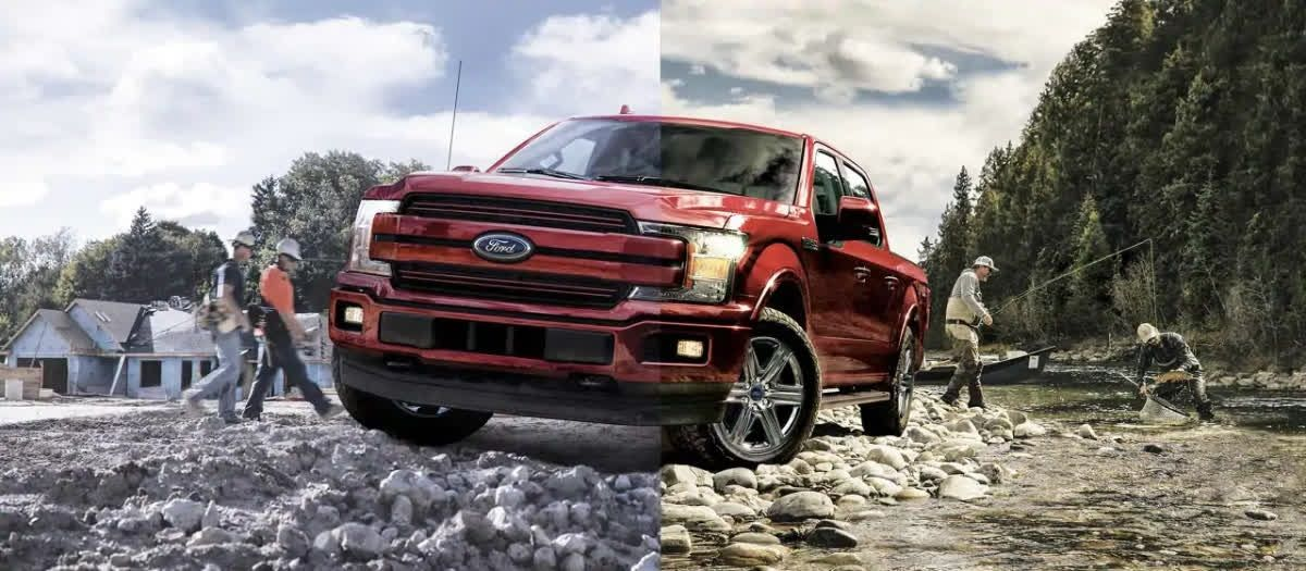 Consumer Reports gave the Ford F150 one of their coveted