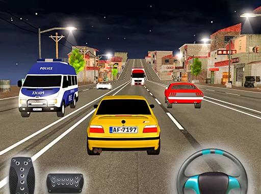 Highway Driving Car Racing Game 1 0 23 Apk Mod Obb Android