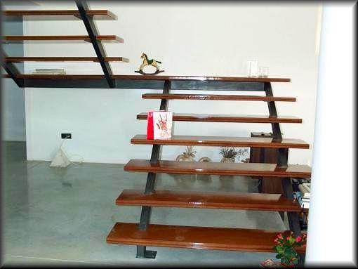 escaleras metalicas para interiores buscar con google
