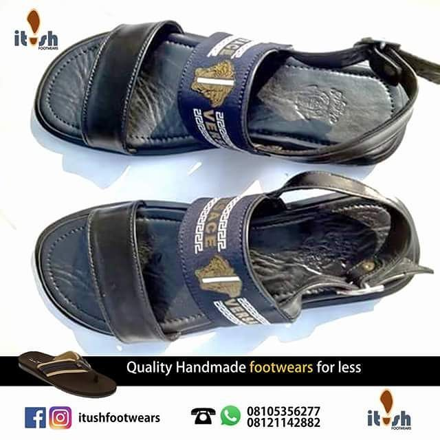 PRE-ORDER ONLY  We will be launching our first set of designs exclusively for our trendy males and females. For N5,000 only, you can get any of these high quality handmade sandals  TO PURCHASE Call/Whatspp 08105356277 and specify your preferred design.  Kindly do not post your mobile number or address in the comment box.  #instashoes #instafashion #instafoot #shoes #madeinnaijabrands #madeinnaija #entrepreneur #business #footwear #shoedesigner #shoedesign #slippers #sandals #monday #fashion