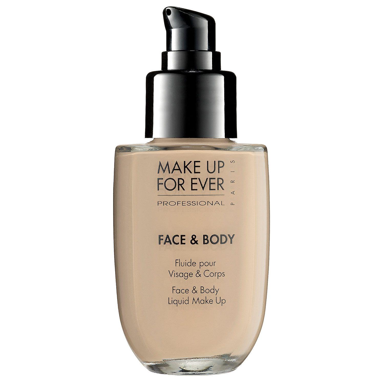 Face & Body Liquid Makeup MAKE UP FOR EVER Sephora