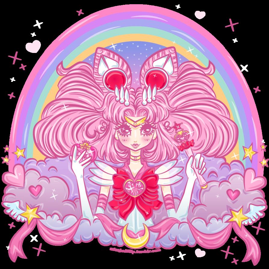 Sailor Chibi Moon by MissJediflip on DeviantArt