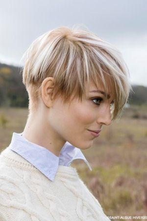 Coupe courte : idées, modèles et conseils d'entretien pour cheveux courts en 2020 | Cheveux ...
