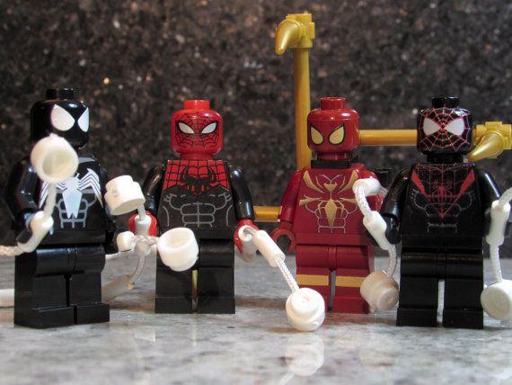 Doc Ock Ultimate Spider-Man Custom Mini Figures