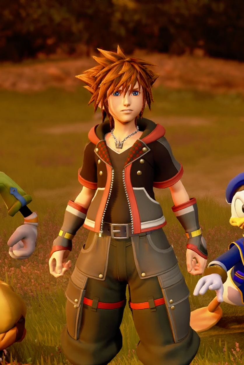 Kingdom Hearts In High Definition: Photo