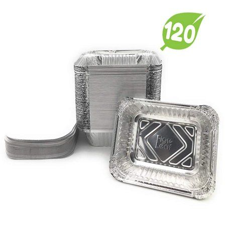 Home Food Containers Party Catering Aluminum Foil Pans