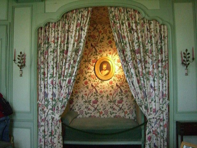 Bedroom - Villandry Chateau, France | by corsi photo
