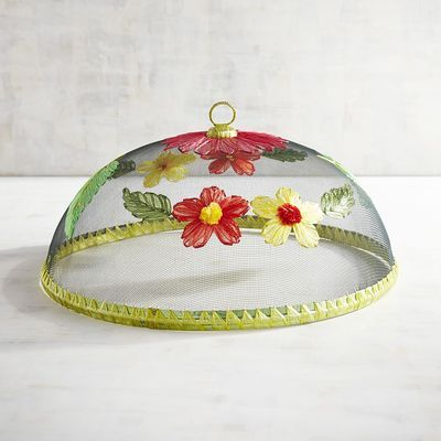 Tropical Flowers Food Cover Pier 1 Imports Outdoor