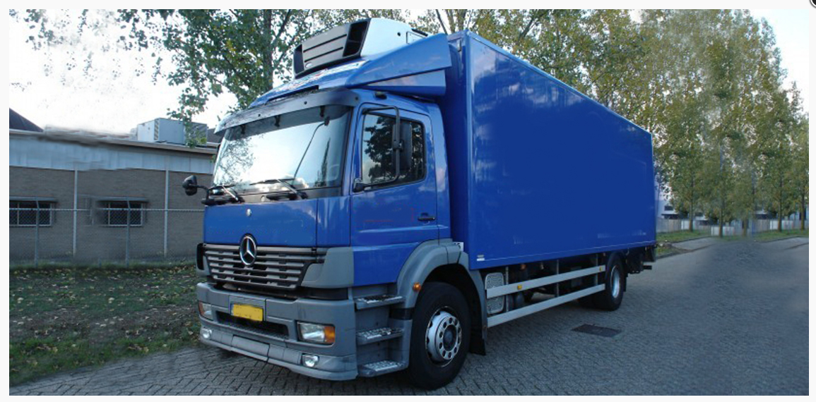 Triangle Chiller Transport Dubai is a well known transport