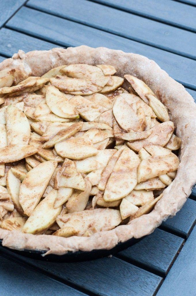 Apple Pie Filling Vegan Healthy - Vegan Family Recipes