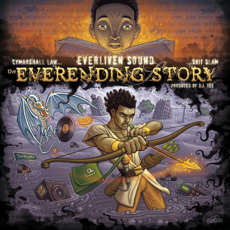 Cymarshall Law Skit Slam Aka Everliven Sound Drop A New Song Spray Rounds From Their Upcoming Album Out Everending Story Prod By Dj Tee Story Skits Sound