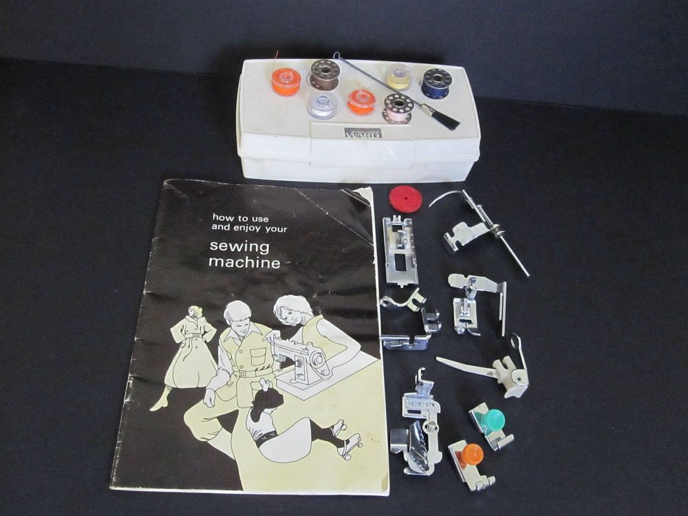 Montgomery Ward Vintage Sewing Machine Manual Attachments And Accessories Sewing Machine Manuals Vintage Sewing Machine Needlecraft Patterns