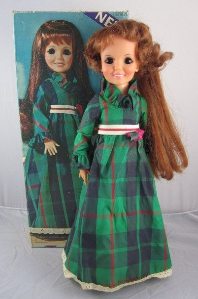 This was like the Crissy doll I had growing up...I don't have her or Cinnamon anymore but I still have Velvet