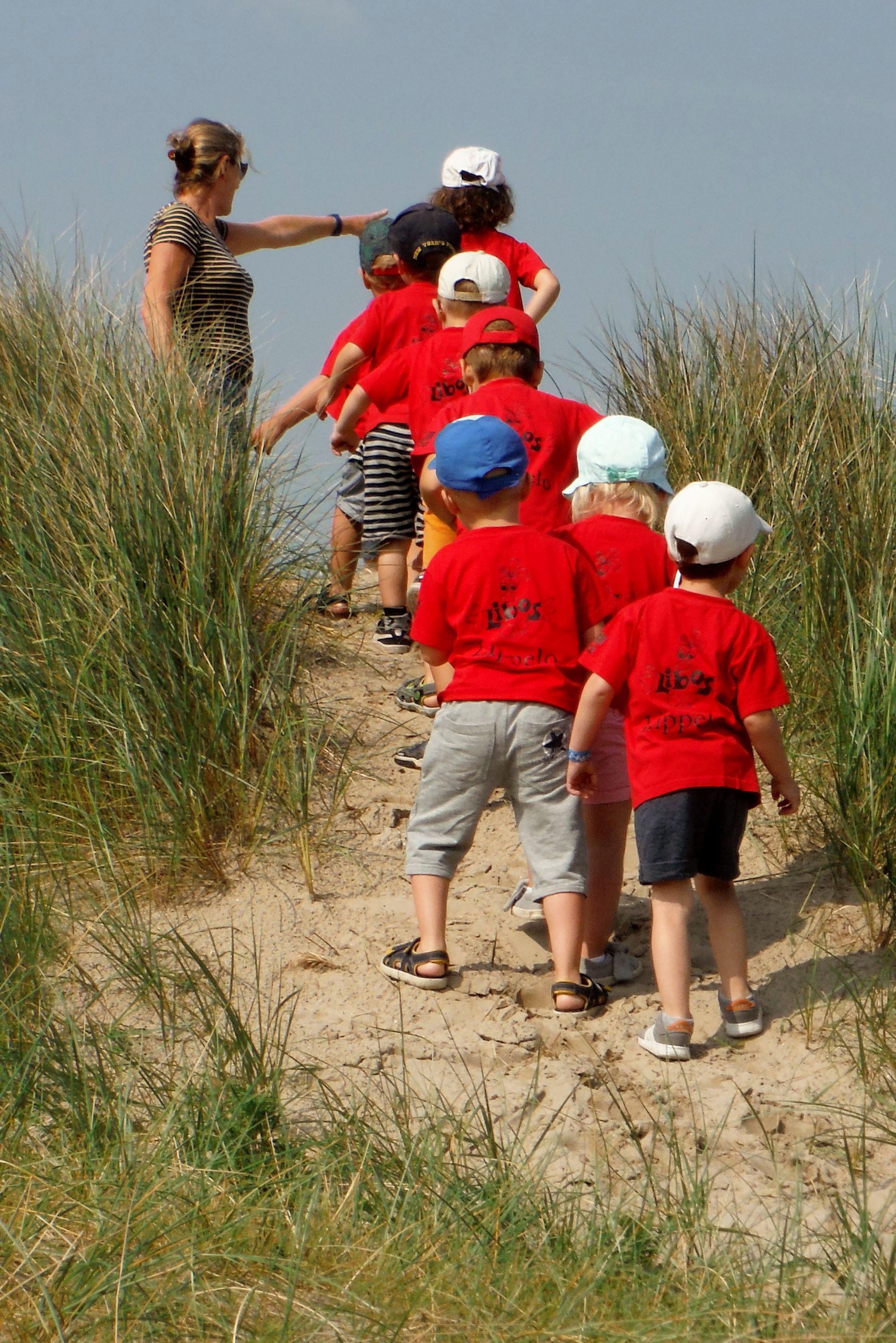 Zand Zee Zon Bolderkar Vol Speelse Impulsen Zand