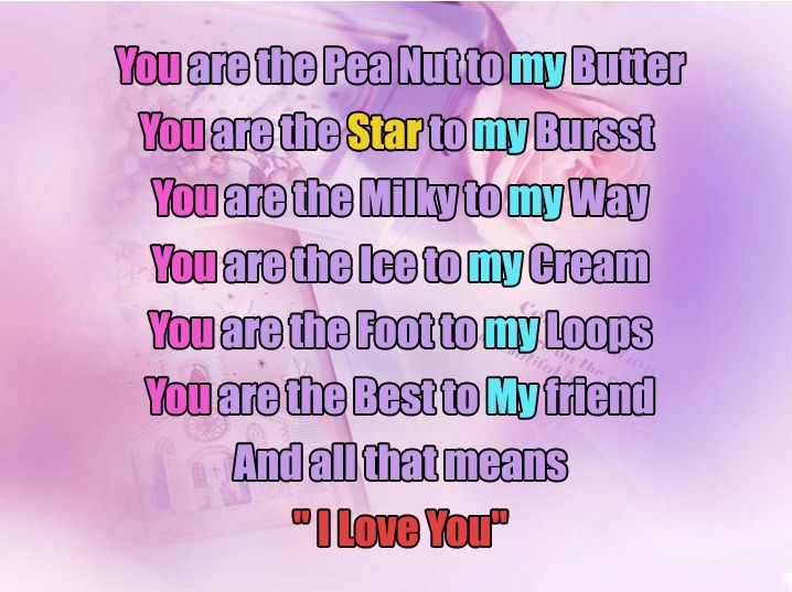 Super nice 61 Cute love images and quotes for special friend - HD ...