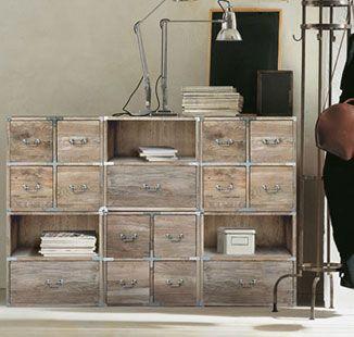 octopus m bel versand hamburg produktdetails regal module zum selber gestalten aus eiche im. Black Bedroom Furniture Sets. Home Design Ideas