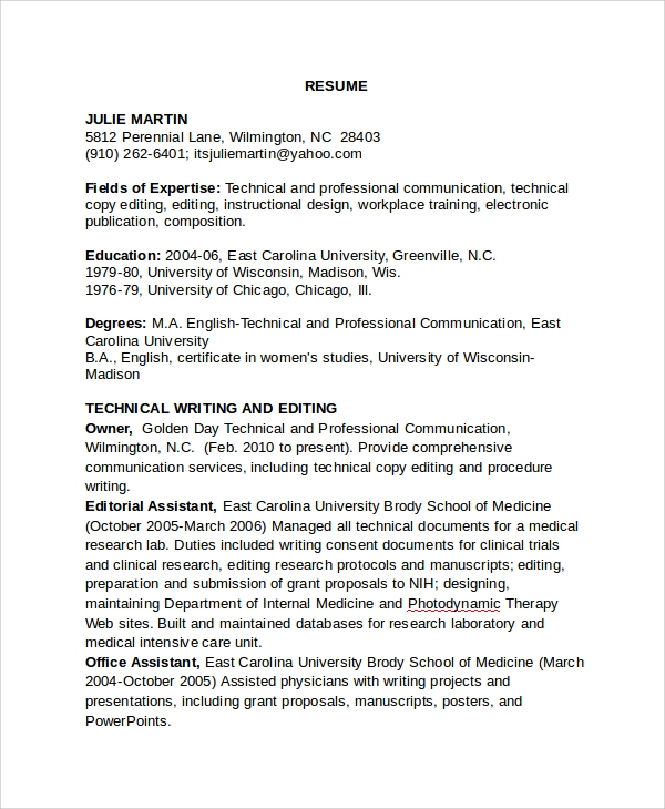 Resume Templates Copy And Paste 1 Templates Example Templates Example Resume Templates Resume Resume Template