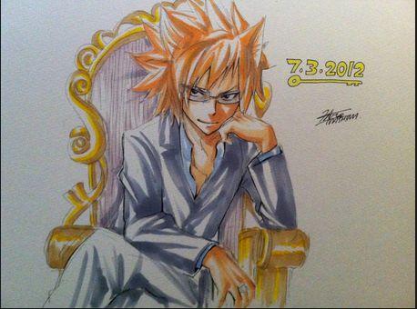 Hiro mashima artwork: Leo