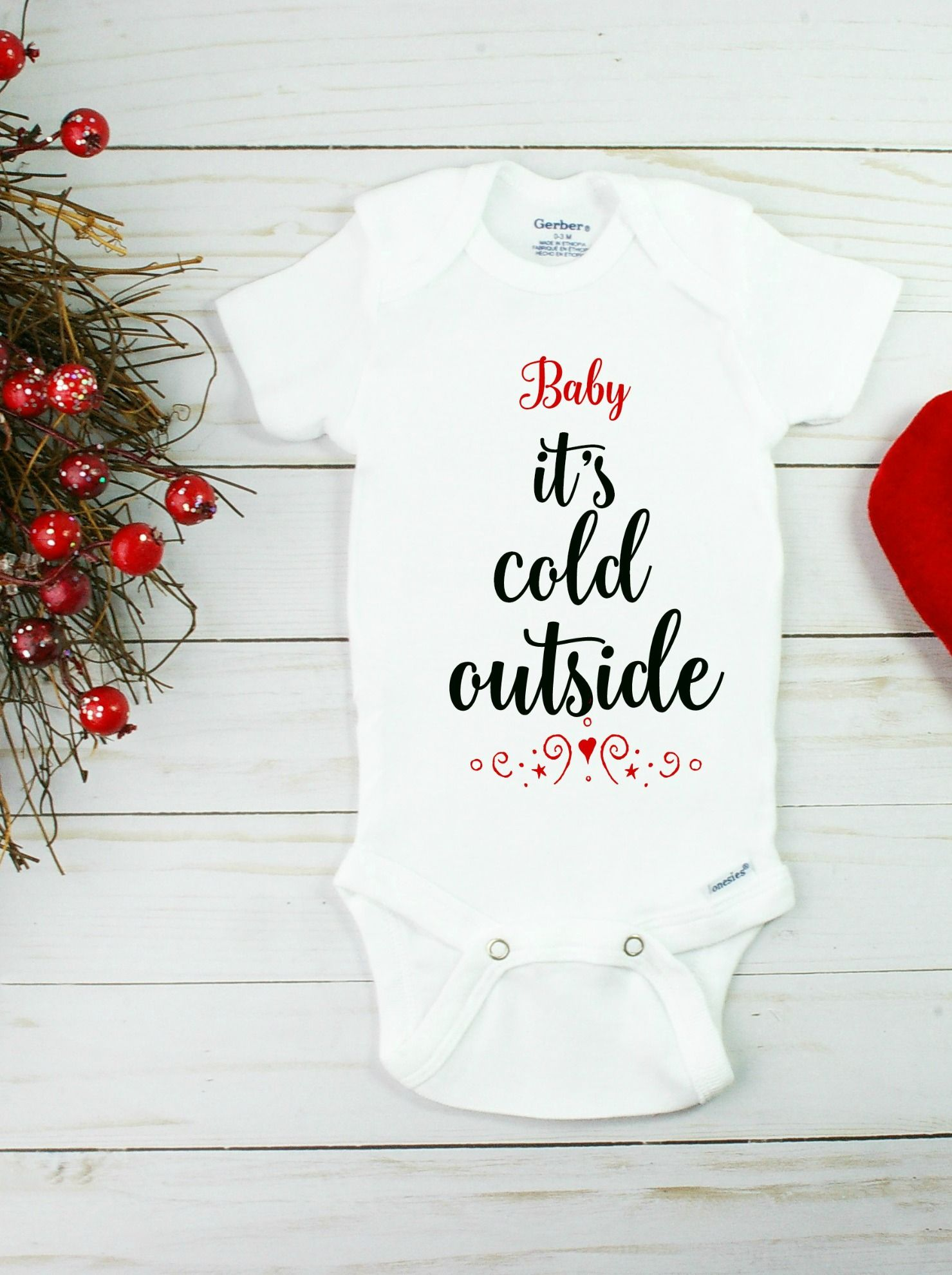 Christmas onesies click above to shop our FREE shipping