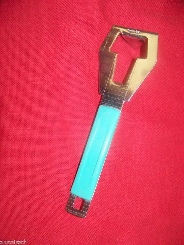 I actually have one of these and it's perfect for opening cans of condensed milk.