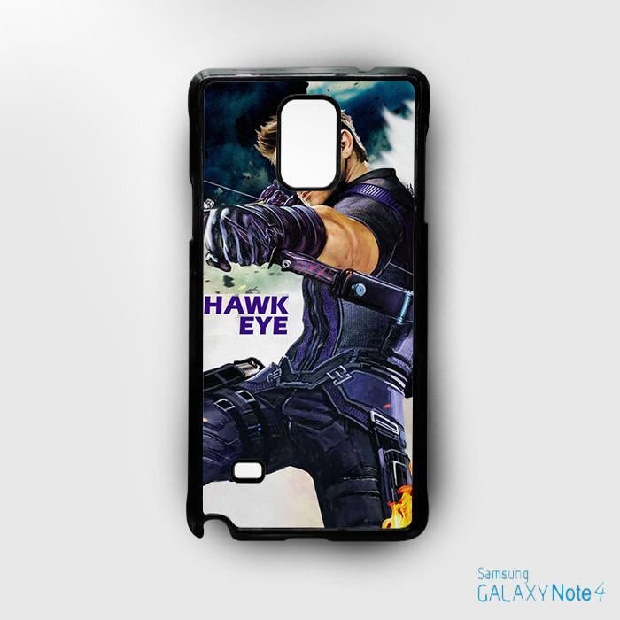 Hawk Eye Avenger for Samsung Galaxy Note 2/Note 3/Note 4/Note 5/Note Edge phonecases