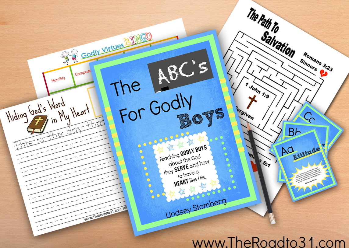 The Abc S For Godly Children Bible Digital Curriculum