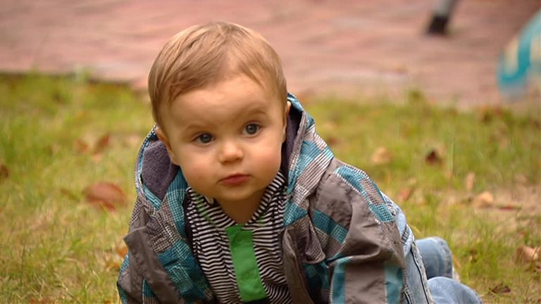 Bestes Baby Adrian