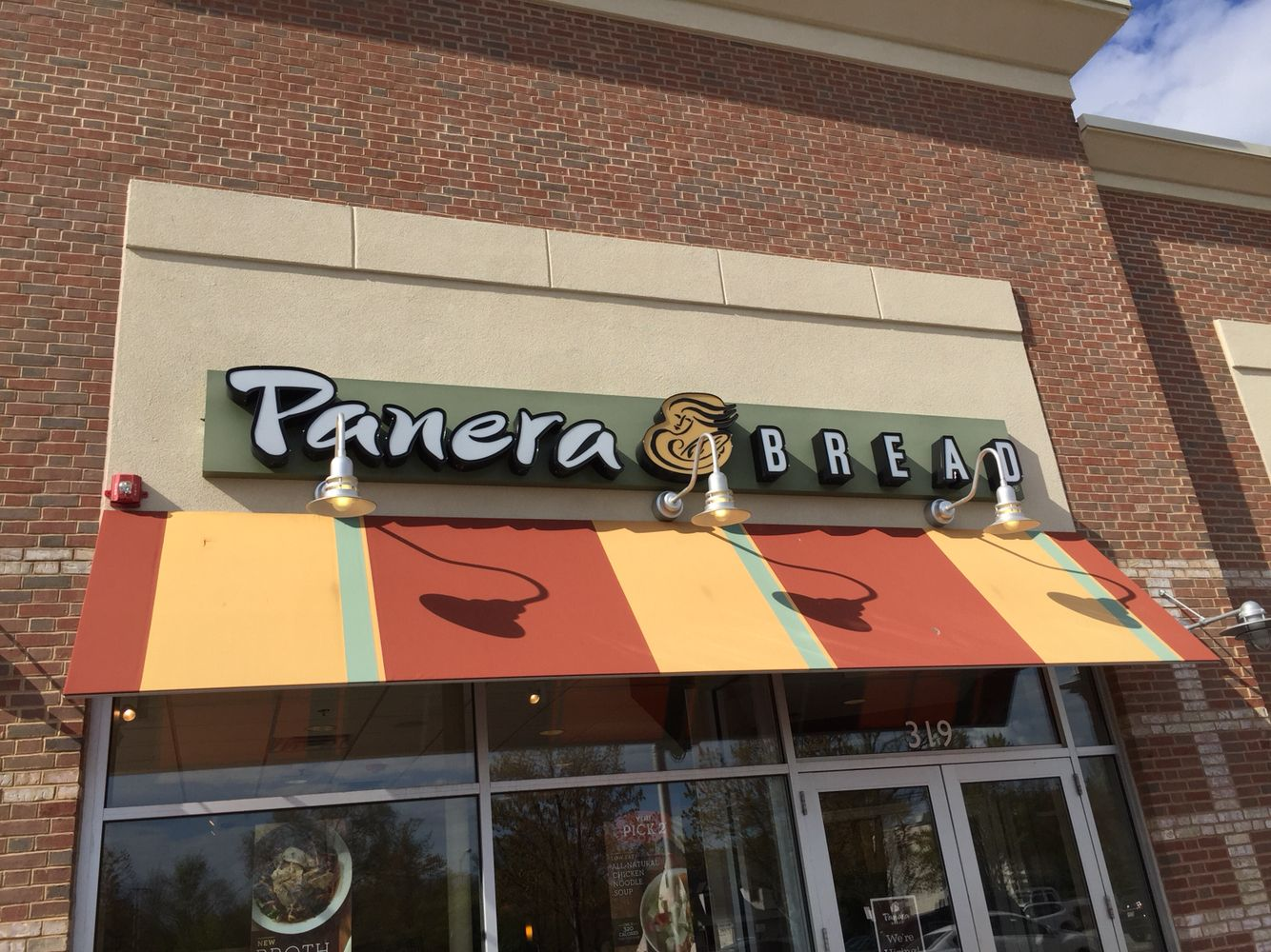 Panera wayne pa with images retail signs panera