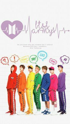 BTS – Wallpapers –