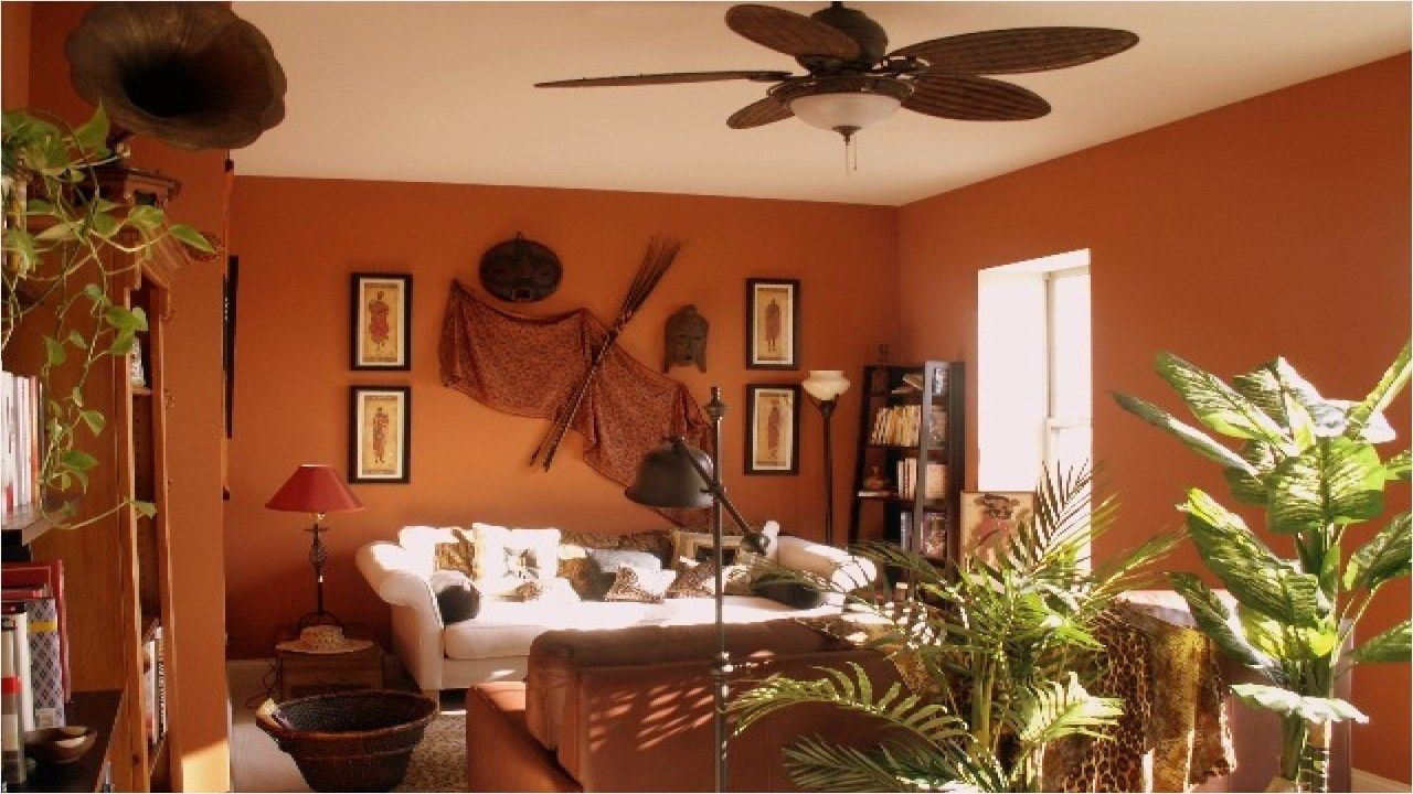 Best 43 Comfortable Living Room Decorating Ideas | African ...