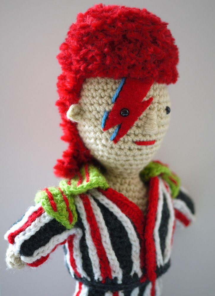 Excepcional David Patrón Bowie Tejer Colección de Imágenes - Ideas ...