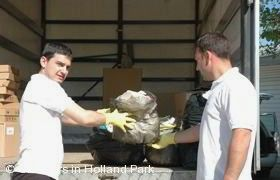 Rubbish Removal Services Holland Park