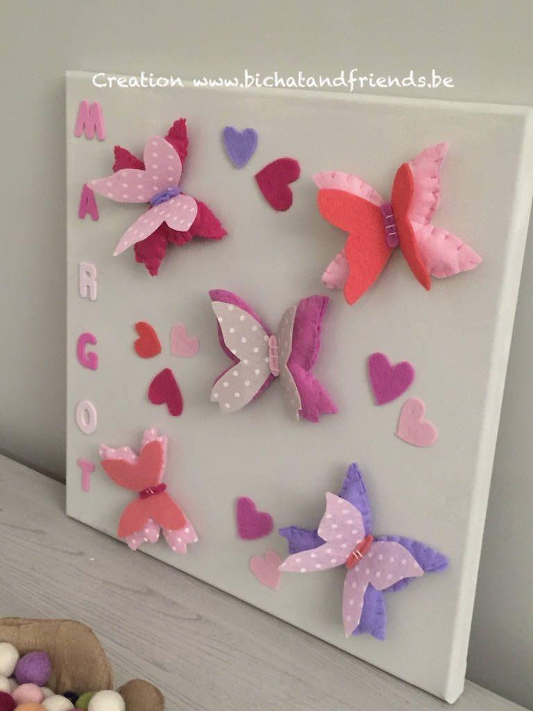 Deco Papillon Chambre Fille 2021 Etsy Decor Home Decor
