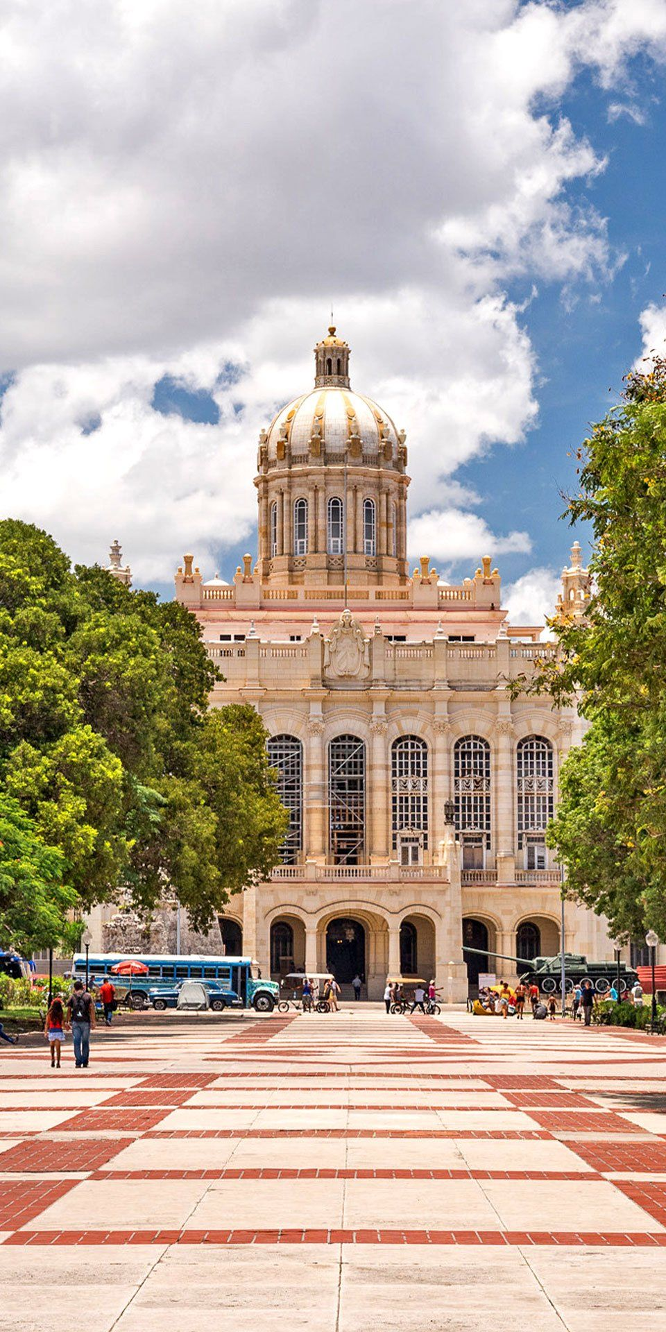 Havana, Cuba | What would you do with 8 hours in Cuba? Step into history. Walk around Old Havana to check out historical architecture and culture, and visit local landmarks such as the Museum of the Revolution to learn more about the island's past.
