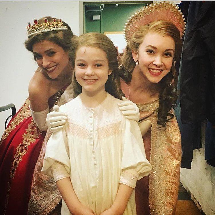 """192 Likes, 8 Comments - #1 Anastasia Musical Fan Page (@anastasiabroadway) on Instagram: """"Three Anastasias on Anastasia's birthday!!! Only two shows left!! . . #Anastasia #anastasiamusical…"""""""