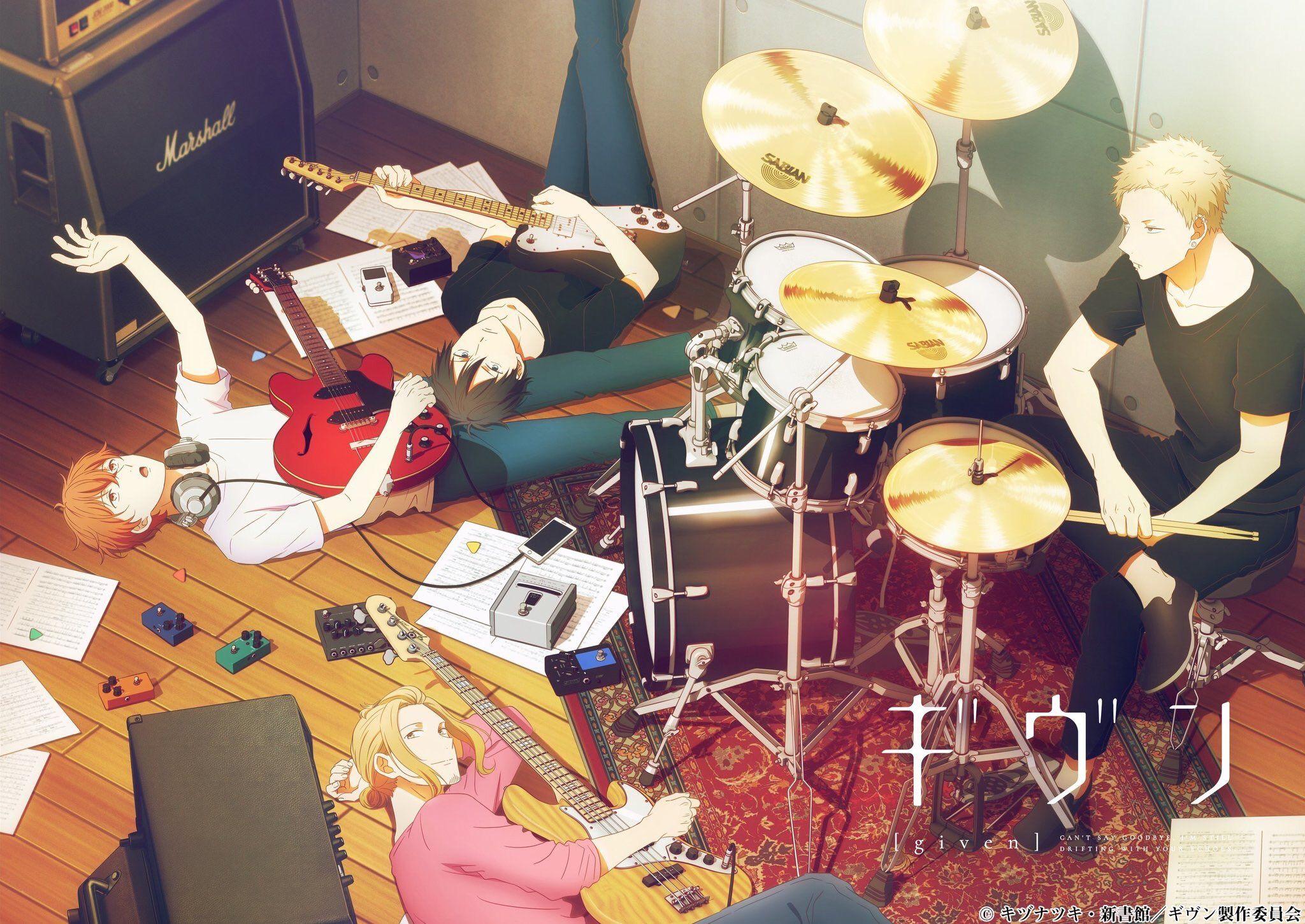 Palomitrón Anime on Anime, Musik und Emotionen