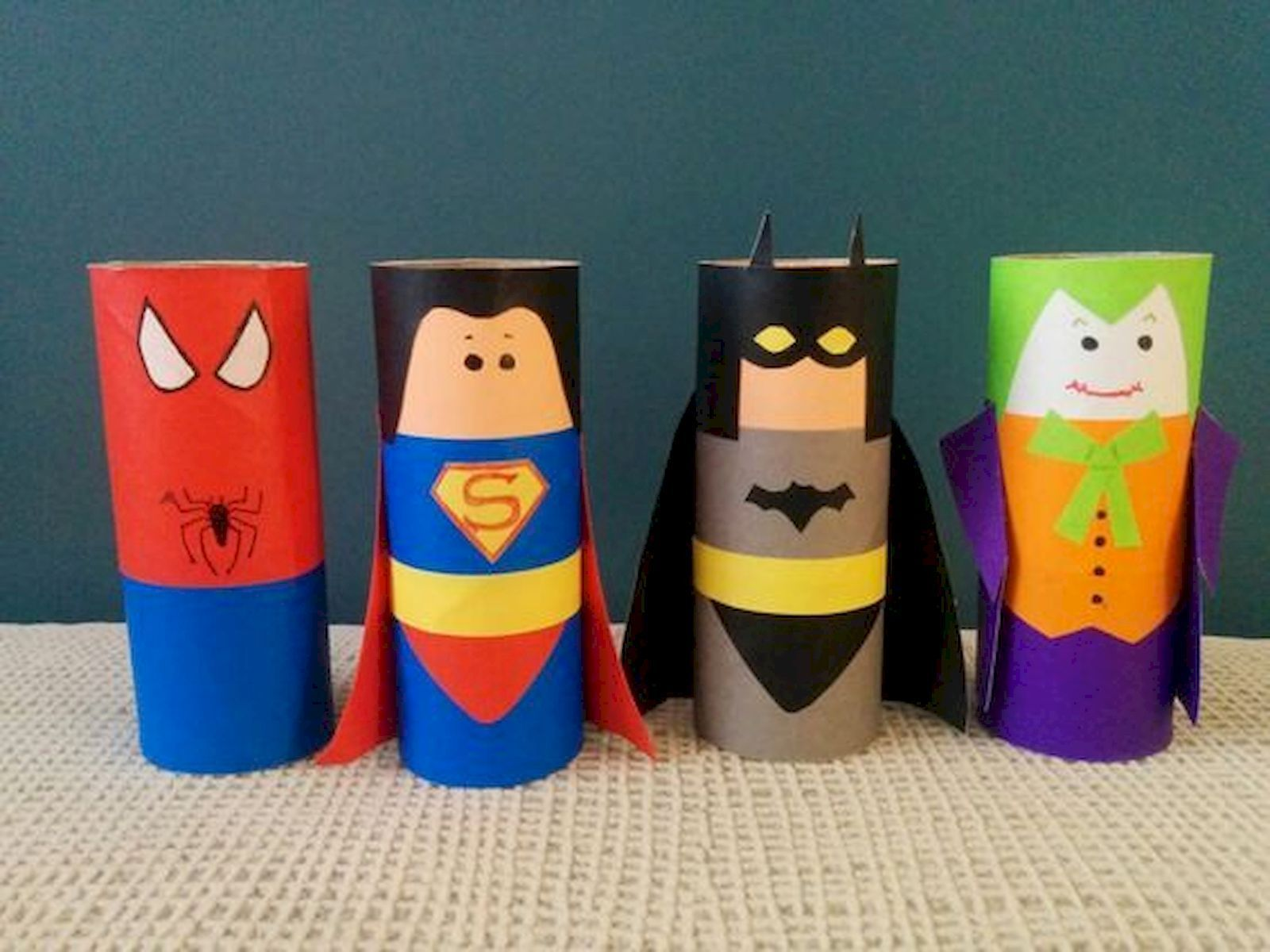 40 Easy DIY Spring Crafts Ideas for Kids #superherocrafts When I began collecting spring craft ideas for kids, I knew I would find a wealth of resources. However, I wasn't prepared for the variety of different topics and tutorials I would get. I've done my best to provide an… Continue Reading → #superherocrafts