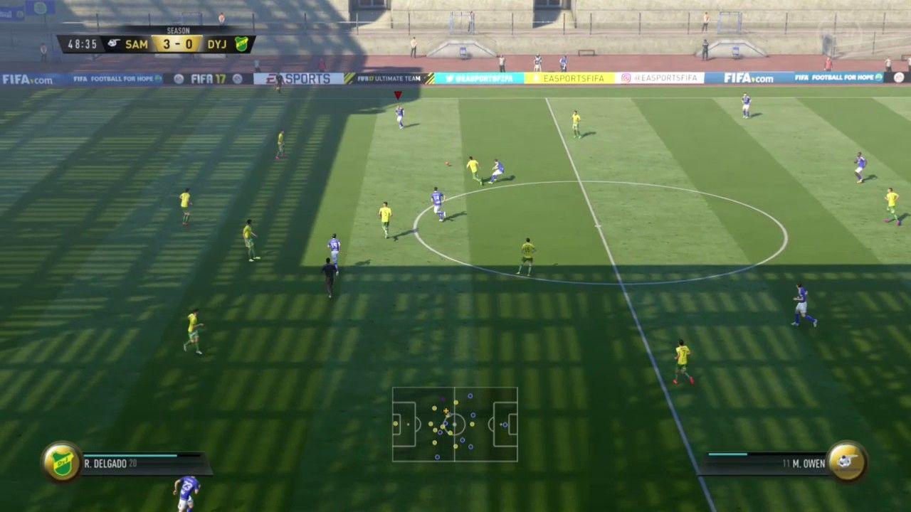 EA SPORTS™ FIFA 17 4 nice goals