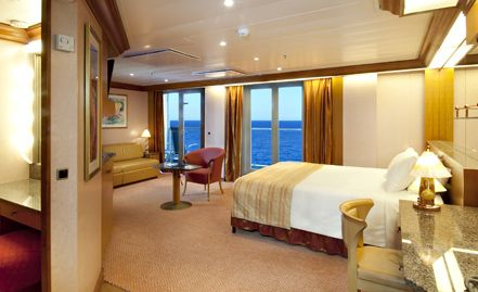 Junior Suite Category Js Carnival Legend Carnival