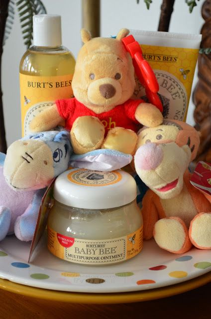Winnie the Pooh Baby Shower Preview