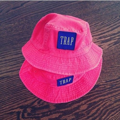 Pink Trap Bucket Hats  923933e7eb3