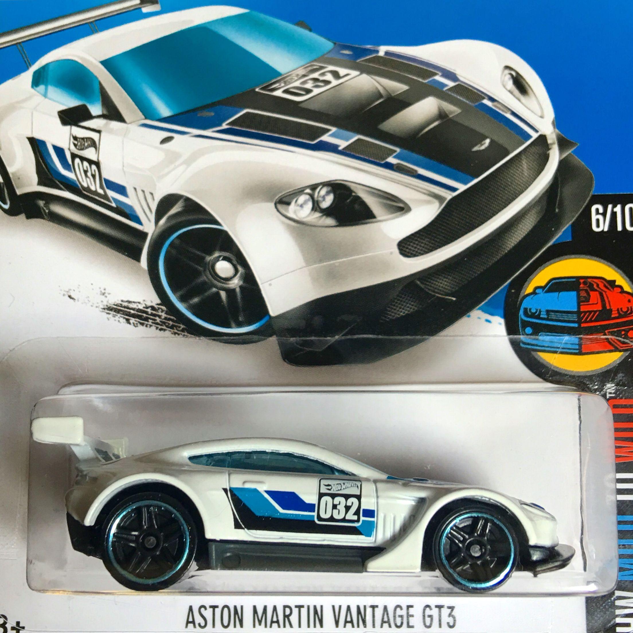 Hot Wheels, Aston Martin