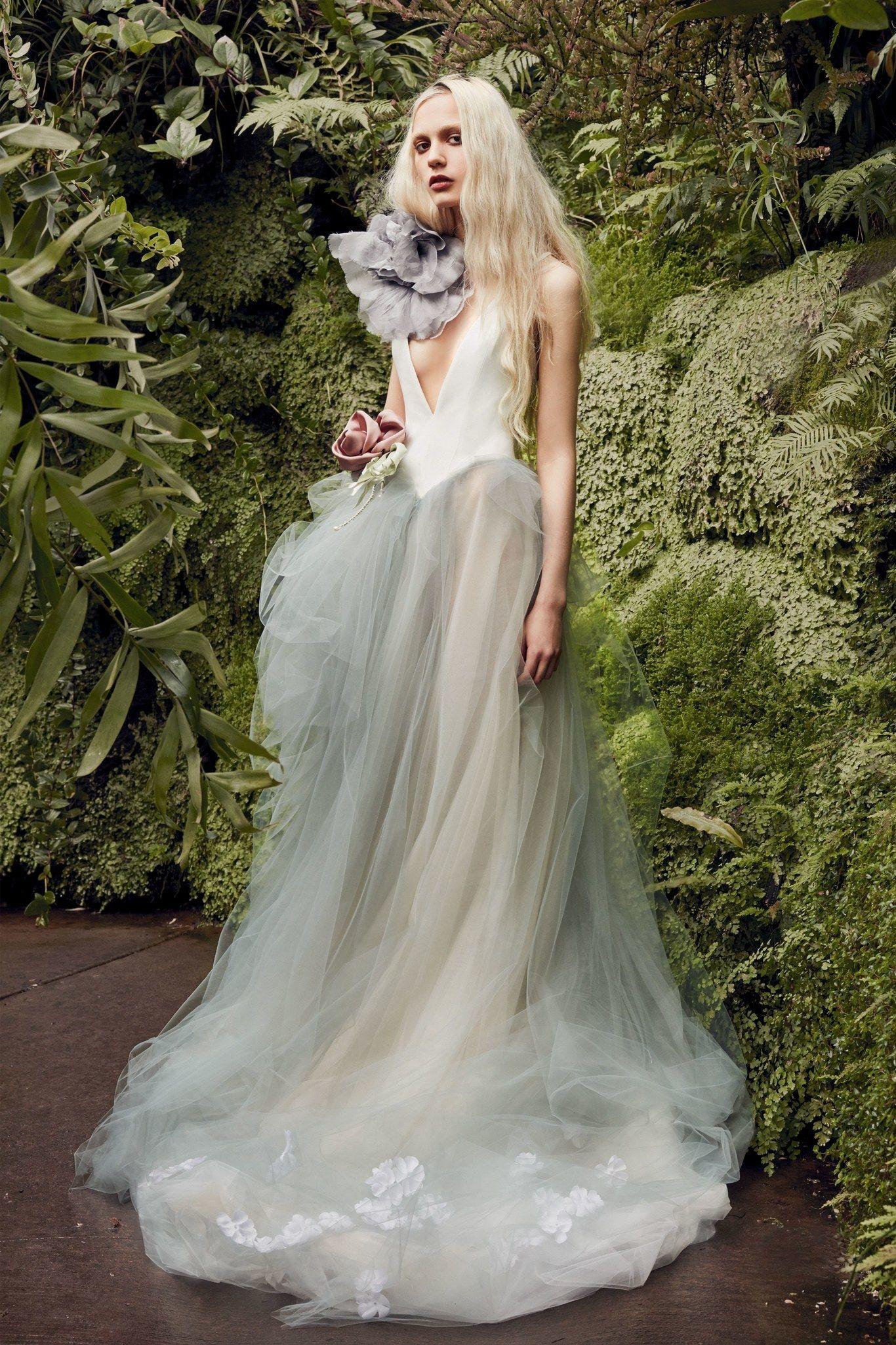Vera Wang Frühjahr/Sommer 20 Bridal - Fashion Shows  Vogue