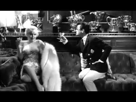 VIDEO: Some Like It Hot (1959) Marilyn Monroe, Tony Curtis & Jack Lemmon (FULL MOVIE)