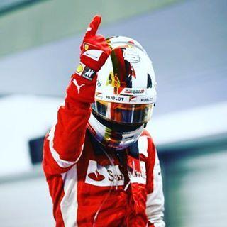 The Finger Readysetred S Vettel Ferrari Formula 1 F1 Racing