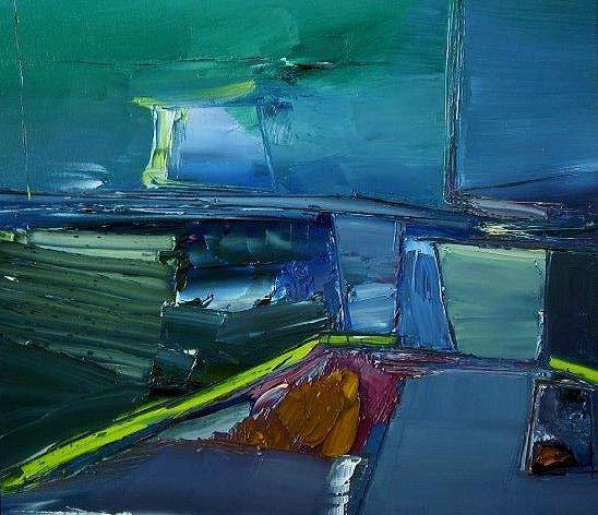 Stefan Fiedorowicz  [ Indigo - lyrical abstract ]