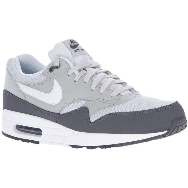 huge discount b4c53 42067 NIKE  Air Max 1 Essential  trainers found on Polyvore